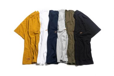 PERSEVERE 21 SS Classic Pocket T-Shirt (25)