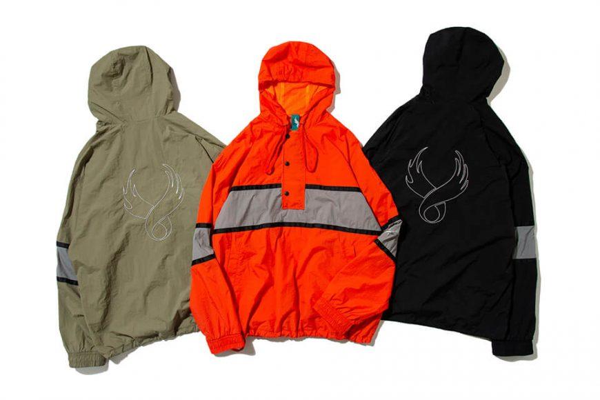 REMIX 20 AW RX Nylon Anorak Jacket (10)