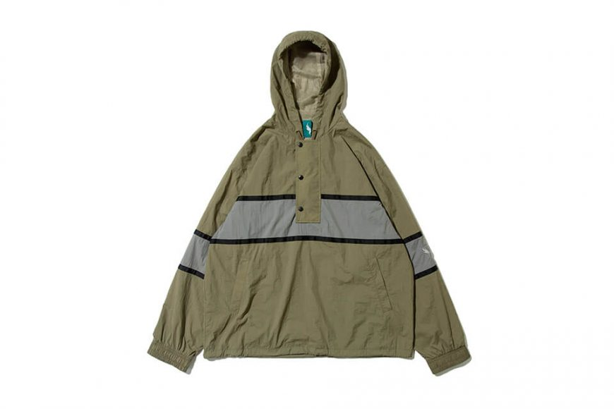 REMIX 20 AW RX Nylon Anorak Jacket (19)