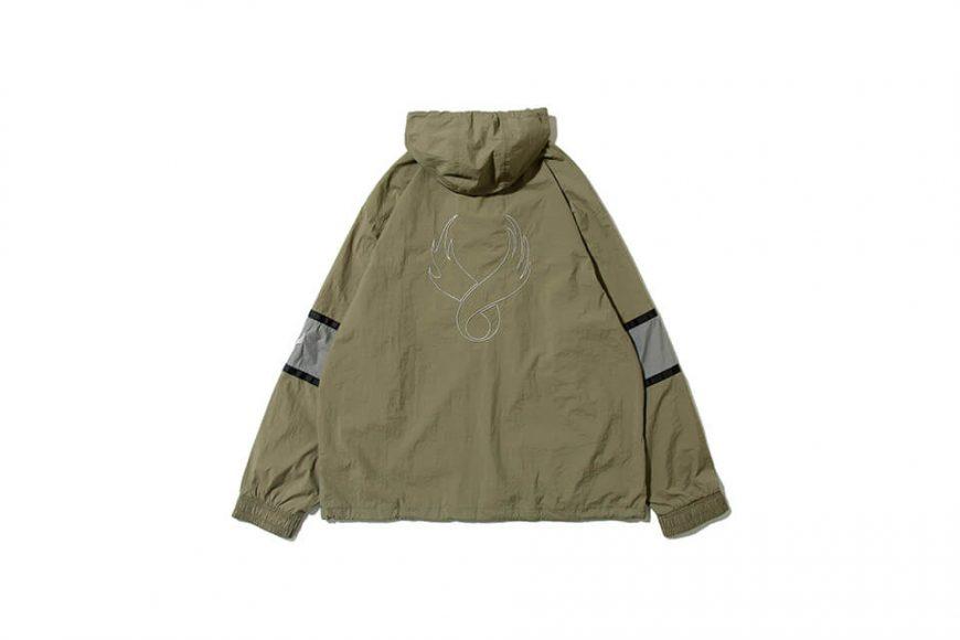 REMIX 20 AW RX Nylon Anorak Jacket (20)