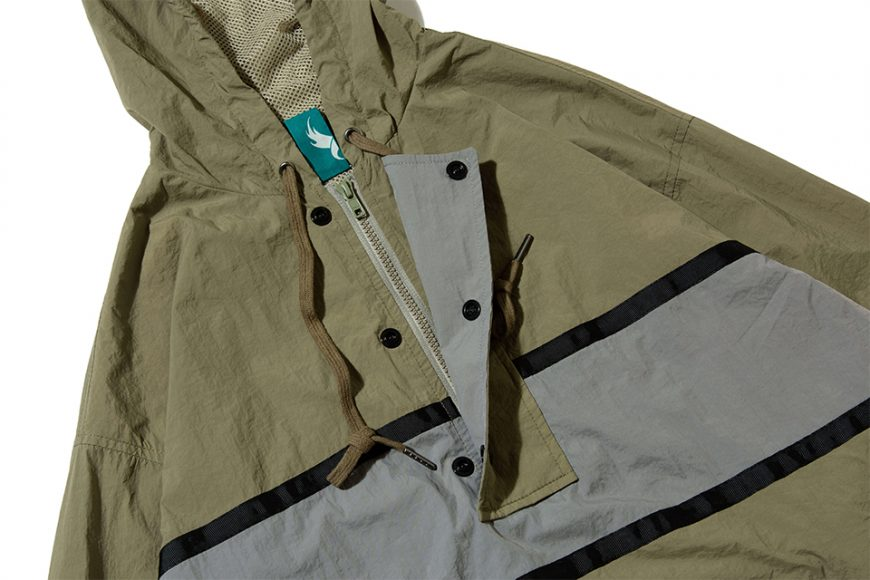 REMIX 20 AW RX Nylon Anorak Jacket (21)