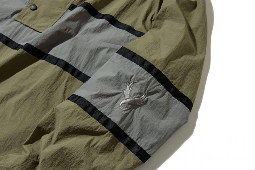 REMIX 20 AW RX Nylon Anorak Jacket (22)