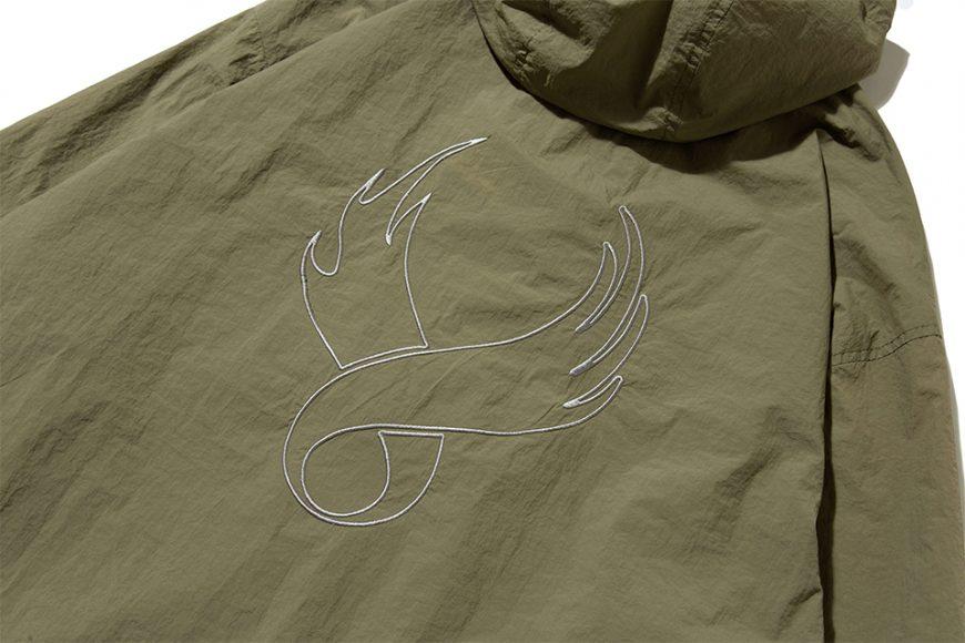 REMIX 20 AW RX Nylon Anorak Jacket (24)