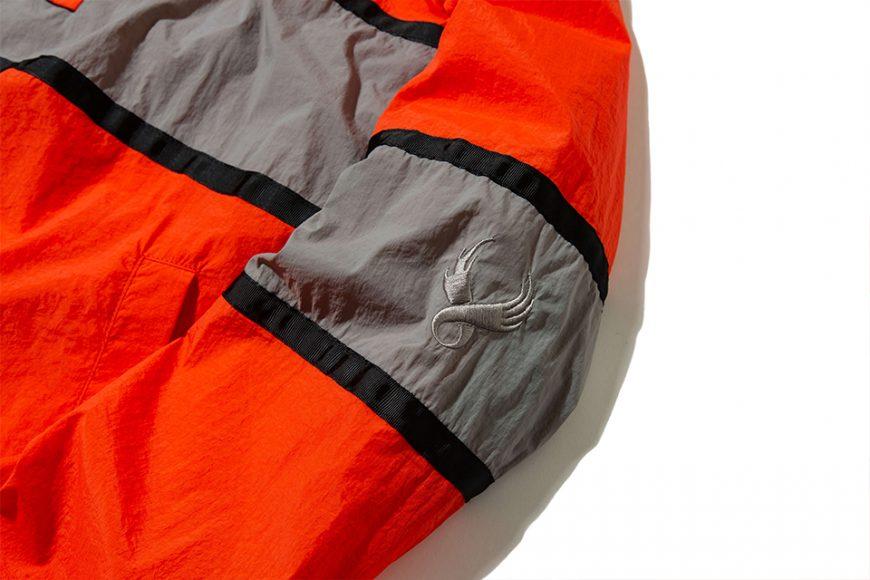 REMIX 20 AW RX Nylon Anorak Jacket (29)