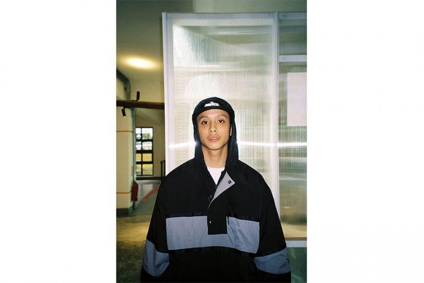 REMIX 20 AW RX Nylon Anorak Jacket (5)