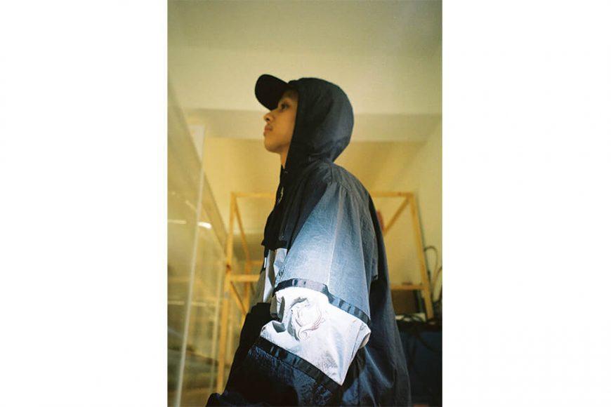 REMIX 20 AW RX Nylon Anorak Jacket (6)