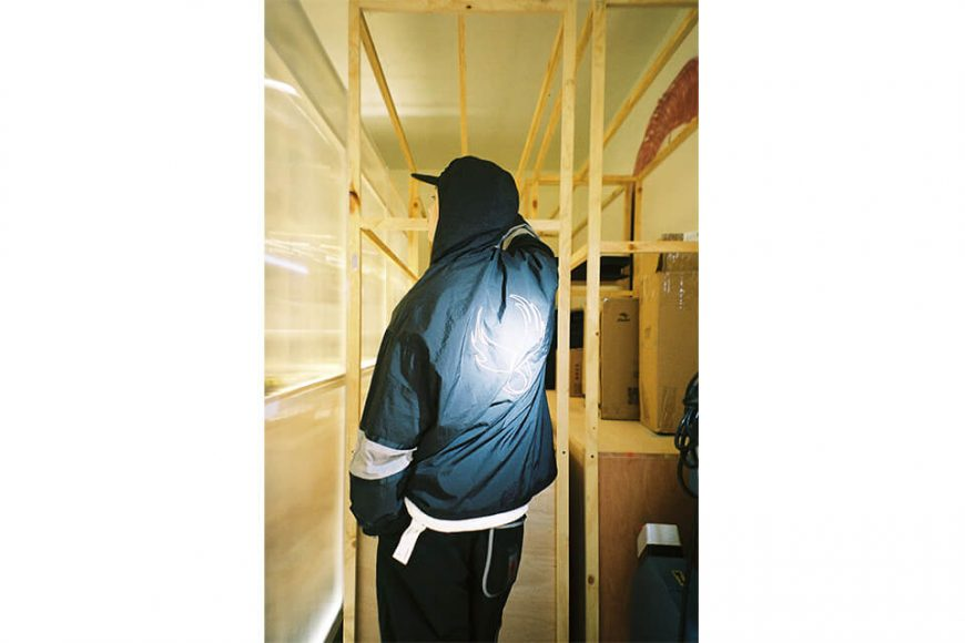 REMIX 20 AW RX Nylon Anorak Jacket (7)