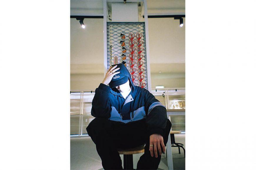 REMIX 20 AW RX Nylon Anorak Jacket (8)