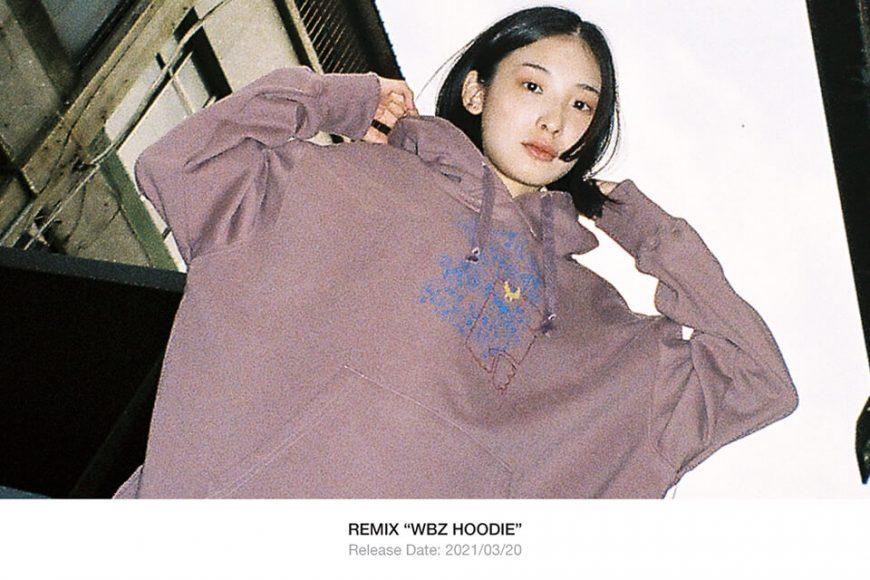 REMIX 20 AW WBZ Hoodie (1)