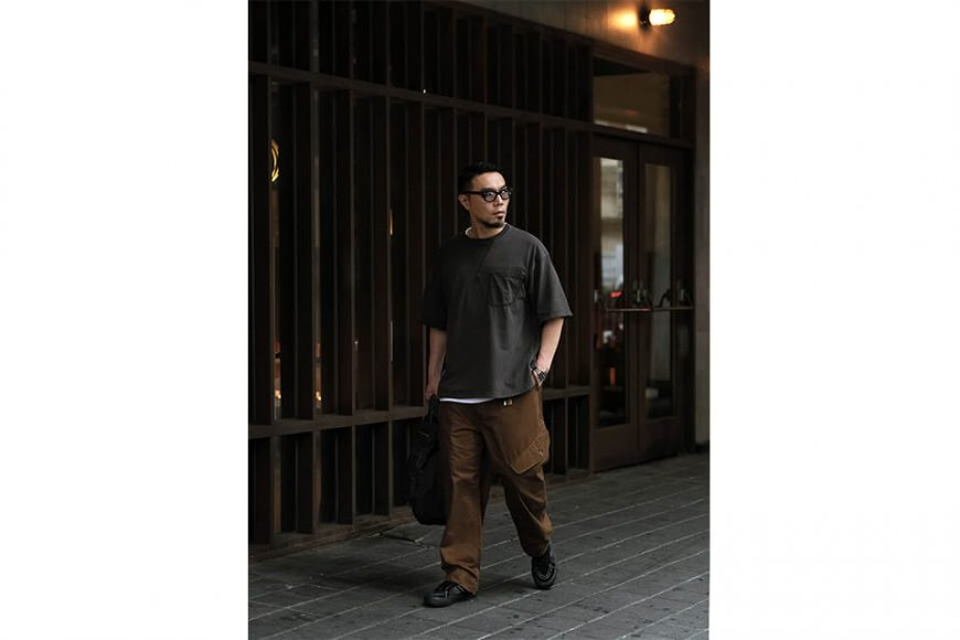 B-SIDE 21 SS Tee 21-5 Wide Heavy Washed (1)