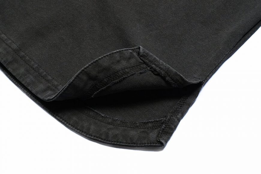 B-SIDE 21 SS Tee 21-5 Wide Heavy Washed (12)
