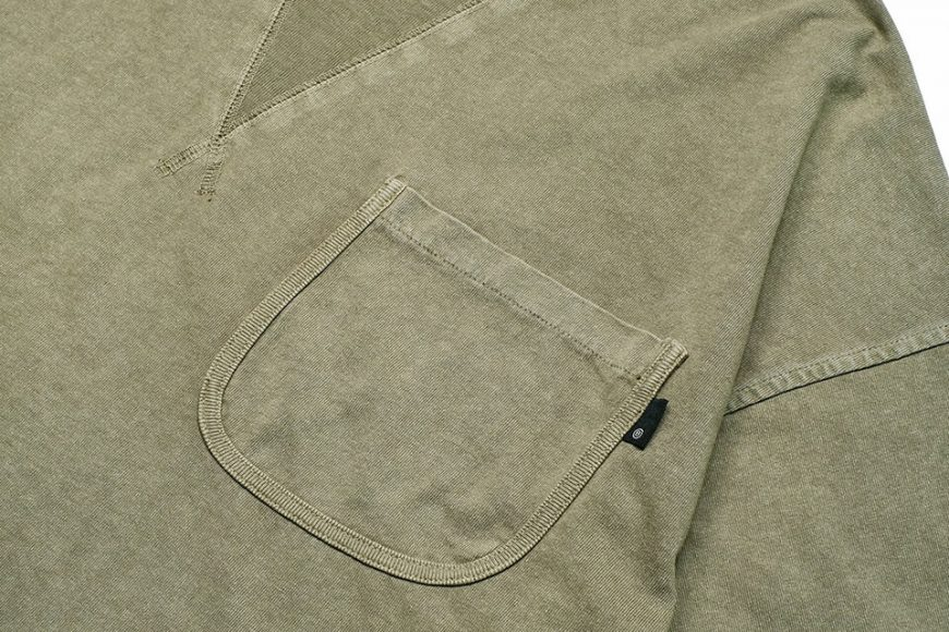 B-SIDE 21 SS Tee 21-5 Wide Heavy Washed (17)