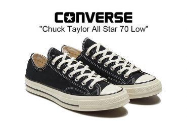 CONVERSE 21 FW 162058C Chuck Taylor All Star '70 Low (1)