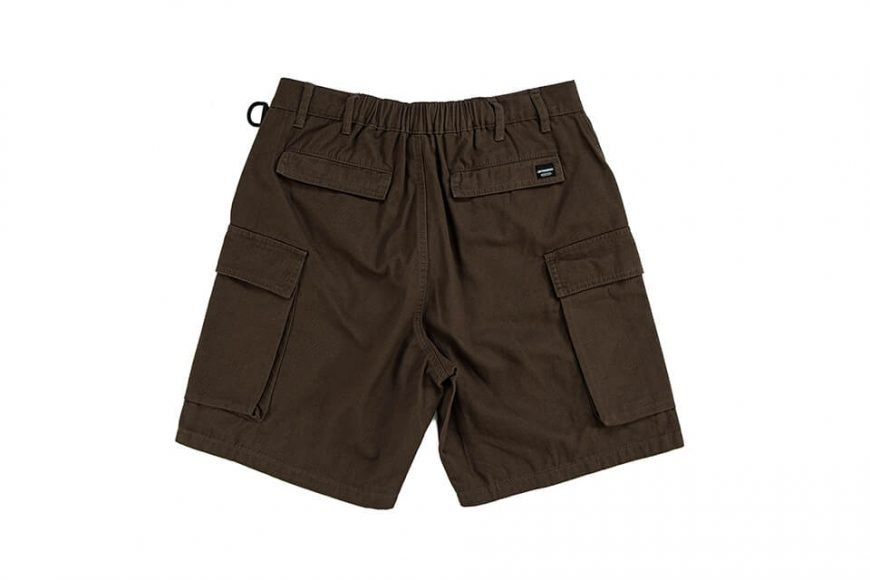 NextMobRiot 21 SS City Pockets Short Pants (10)