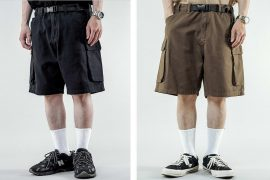 NextMobRiot 21 SS City Pockets Short Pants (11)