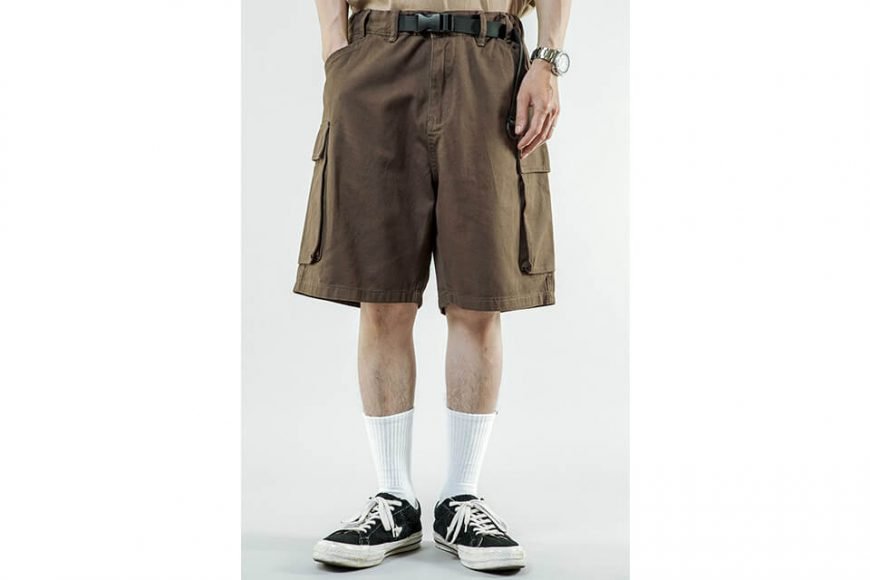 NextMobRiot 21 SS City Pockets Short Pants (5)