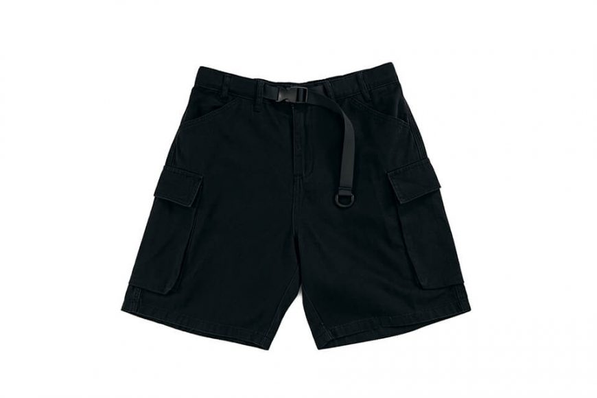 NextMobRiot 21 SS City Pockets Short Pants (7)
