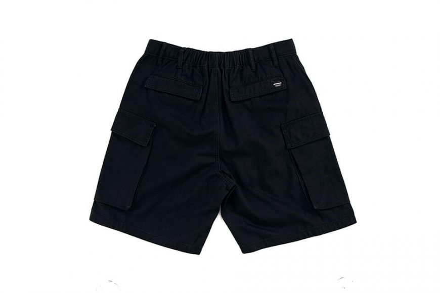 NextMobRiot 21 SS City Pockets Short Pants (8)