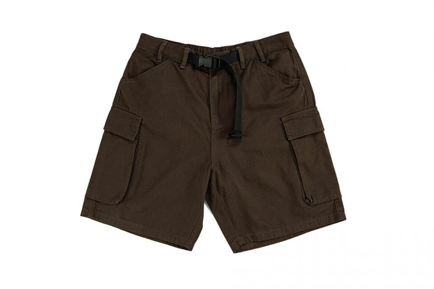NextMobRiot 21 SS City Pockets Short Pants (9)