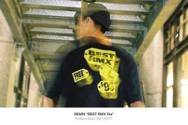 REMIX 20 AW Best RMX Tee (1)