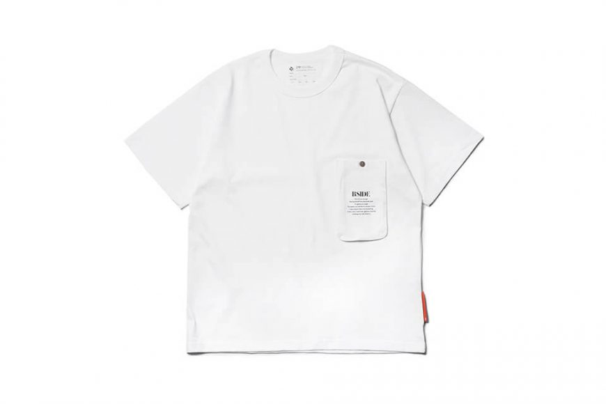 B-SIDE 21 SS Tee 21-2 Long Pocket (15)