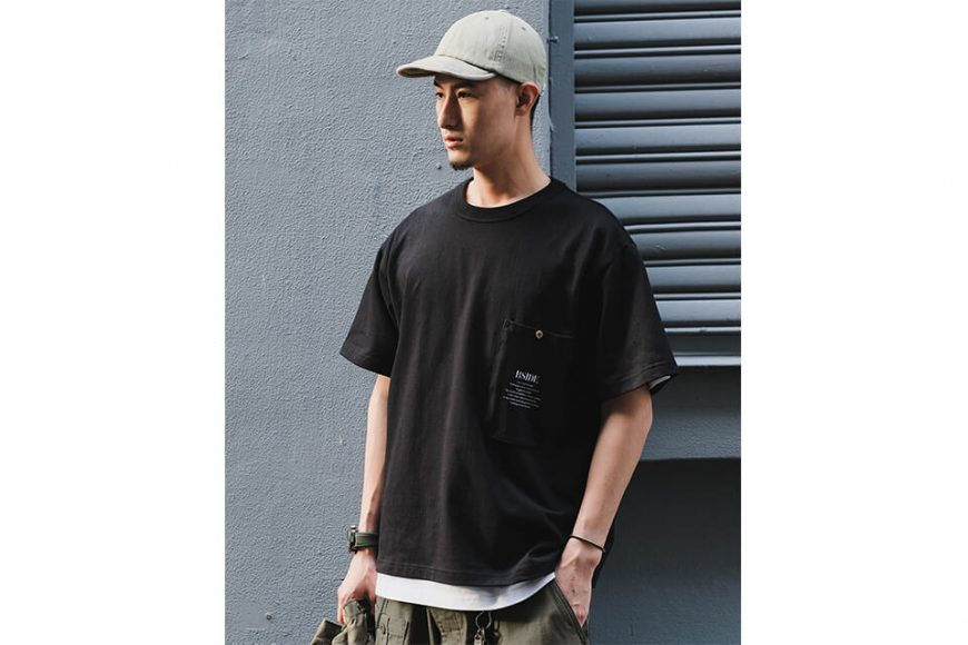 B-SIDE 21 SS Tee 21-2 Long Pocket (2)
