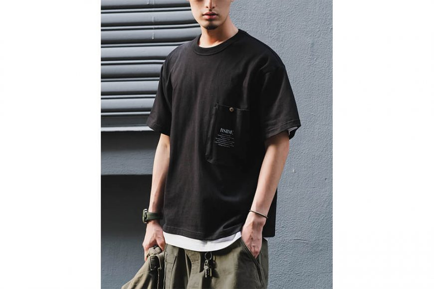 B-SIDE 21 SS Tee 21-2 Long Pocket (3)