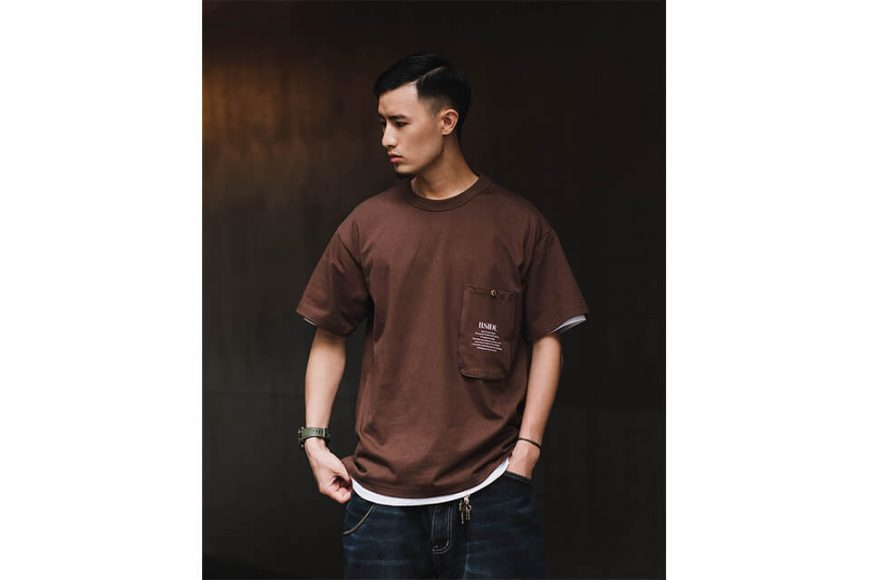 B-SIDE 21 SS Tee 21-2 Long Pocket (8)