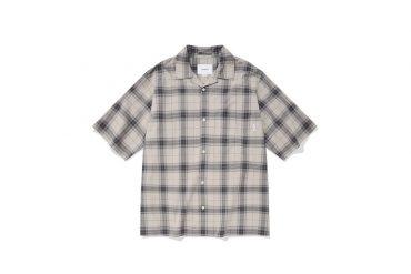 COVERNAT 21 SS 1PK Open Collar SS Shirts (3)