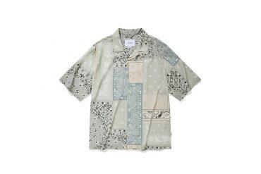 COVERNAT 21 SS Flower Pattern SS Shirts (4)
