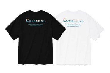 COVERNAT 21 SS Ocean Layout Tee (0)