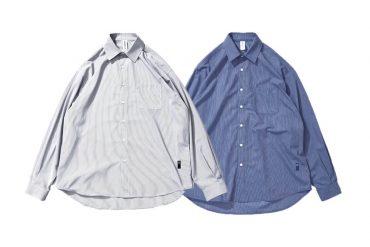 CentralPark.4PM 21 SS April Blue Stripe LS Shirt (0)