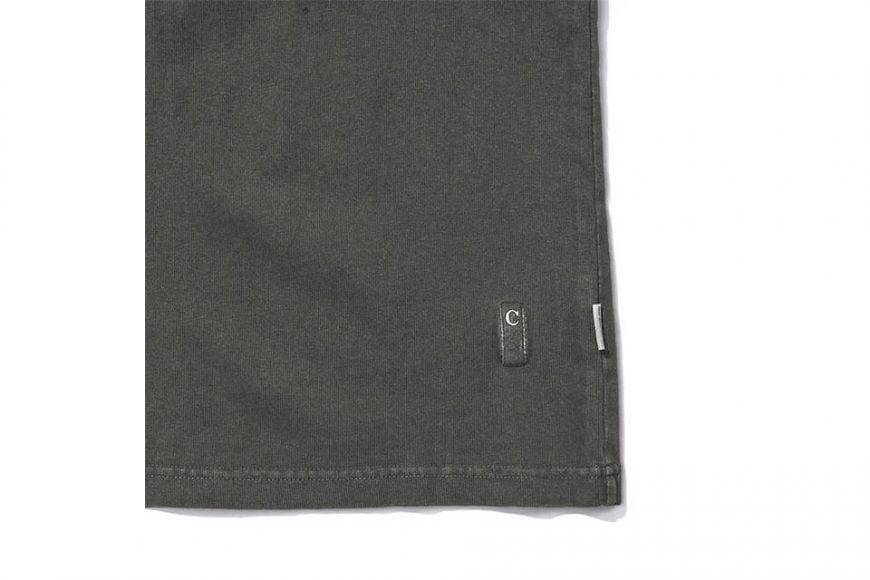 CentralPark.4PM 21 SS Washed Pocket T-Shirt (12)