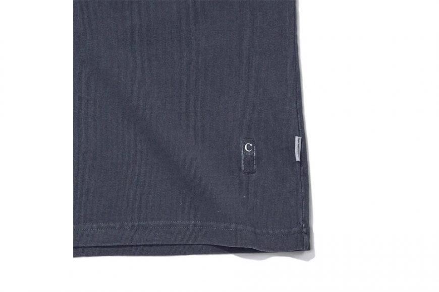CentralPark.4PM 21 SS Washed Pocket T-Shirt (23)