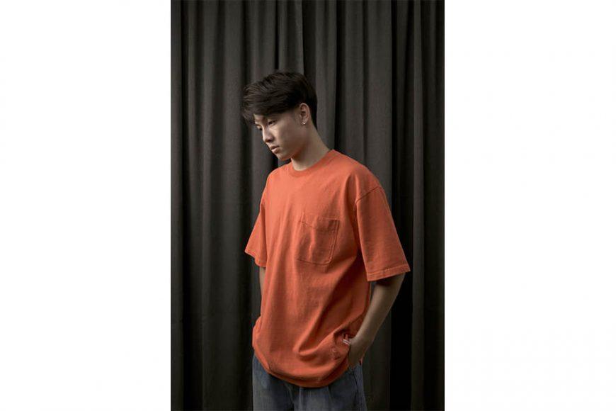 CentralPark.4PM 21 SS Washed Pocket T-Shirt (3)