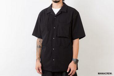 MANIA 21 SS Pocket Shirt (4)