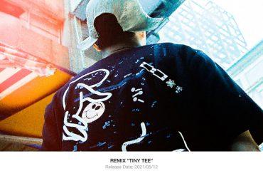 REMIX 20 AW Tiny Tee (1)