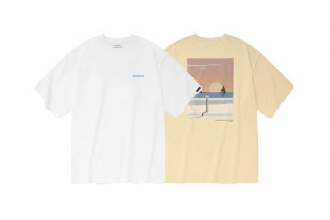 COVERNAT 21 SS Bicycle Ocean View SS Tee (0)