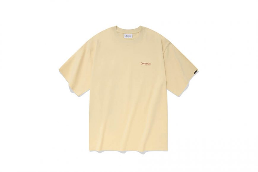COVERNAT 21 SS Bicycle Ocean View SS Tee (5)