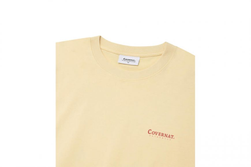 COVERNAT 21 SS Bicycle Ocean View SS Tee (7)