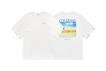 COVERNAT 21 SS Ocean Graphics SS Tee (0)