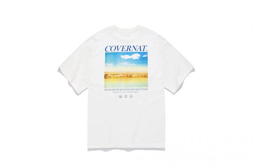 COVERNAT 21 SS Ocean Graphics SS Tee (6)
