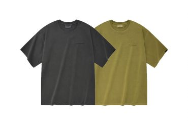 COVERNAT 21 SS Pigment Authentic Logo SS Tee (0)