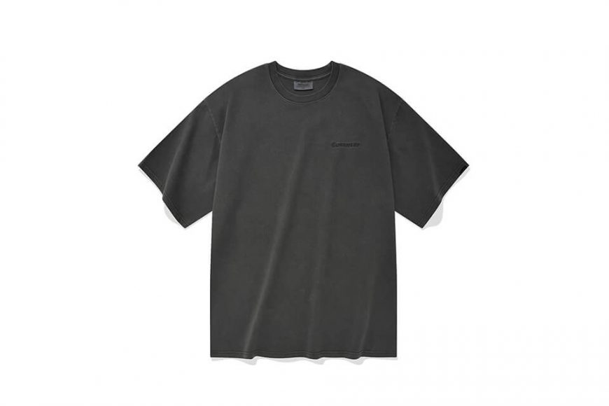COVERNAT 21 SS Pigment Authentic Logo SS Tee (3)