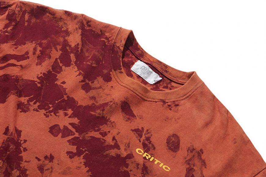 CRITIC 21 SS Backside Logo T-Shirt (15)