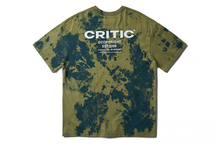 CRITIC 21 SS Backside Logo T-Shirt (2)