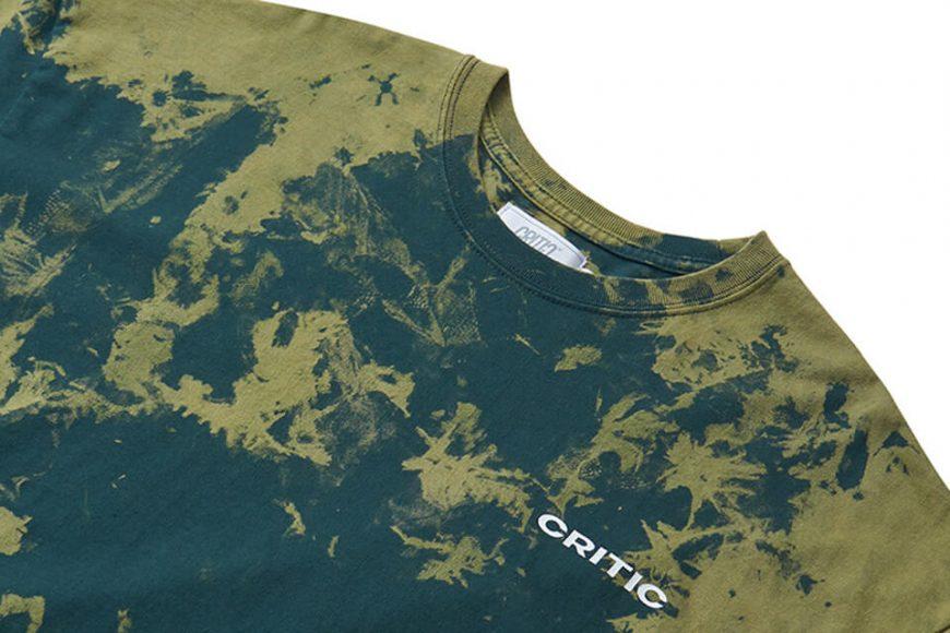 CRITIC 21 SS Backside Logo T-Shirt (3)