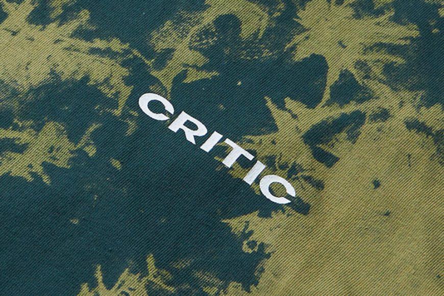 CRITIC 21 SS Backside Logo T-Shirt (4)