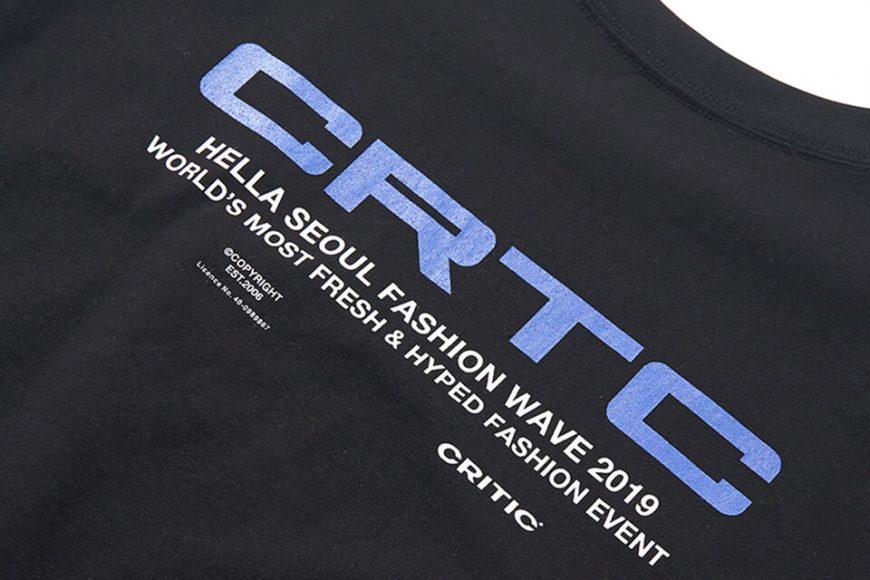 CRITIC 21 SS CRTC T-Shirt (8)
