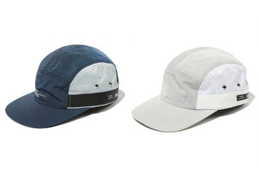 CRITIC 21 SS Clear Ripstop Camp Cap (0)